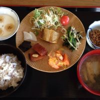 〜今日の朝食〜