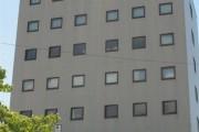 喜多方駅周辺では一番高い建物です
