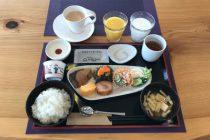 体においしい朝食